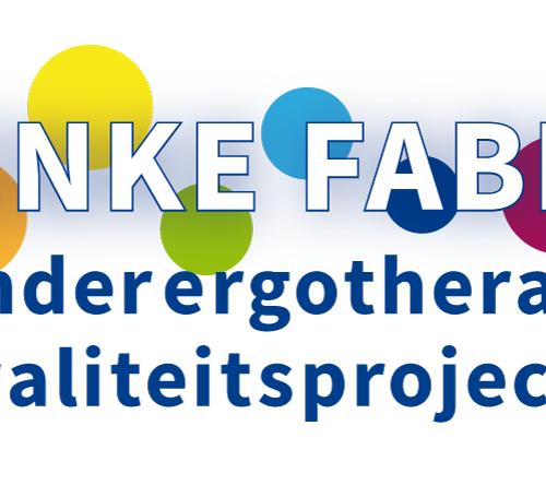 huisstijl Nienke Faber, kinderergotherapie en kwaliteitsprojecten