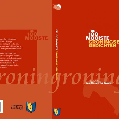 gedichtenbundel De 100 Mooiste Groninger gedichten, Uitgeverij kleine Uil