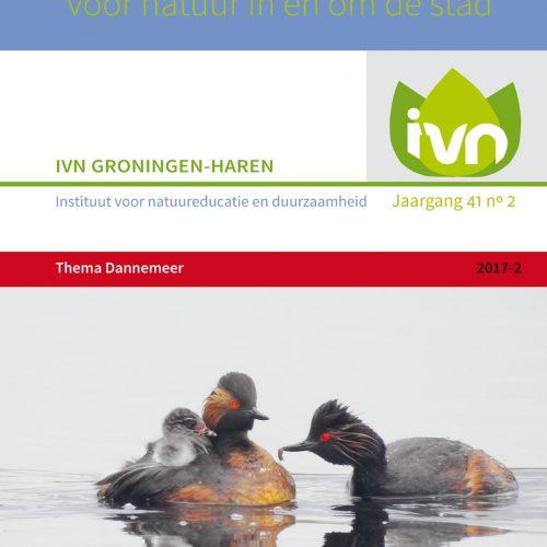 omslag afdelingsblad IVN Groningen-Haren